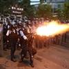 香港デモの黒幕はアメリカ