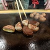 シイタケの肉詰め!