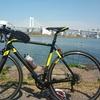 当てもなく東京湾岸エリアをプラプラと (だいたい50キロ)