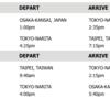 初めての台湾。台北と墾丁(ケンティン)へ。