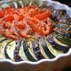 ラタトイユ風、マリネ野菜のグリル