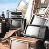 テレビ、マウンテンバイクを捨ててすっきり