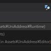 【ReSharper】Ctrl + Shift + T でファイル検索ができる