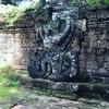 アンコールワット個人ツアー(195)プリアカン寺院のガルーダ像