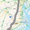 【ラン日記】横浜駅までLSD33km