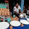 インドのバラナシ、11日目の出費