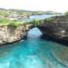 バリ島から30分、未開の島ヌサペニダ (Nusa Penida)の観光