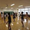5年生:林間学習に向けて ダンス!