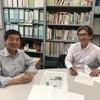 松本先生のZOOMによる「事業構想論」のゲスト講師。テーマは「大学の事業構想」。