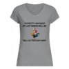 Charming Hei hei I'm Pretty Confident My Last Words Will Be Well Shit That Didn't Work shirt