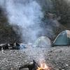 氷川キャンプ&御前山登山②