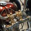 パーツ:Indian Larry motorcycles「Throwback Risers」
