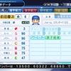 パワプロ2018作成 サクセス 前田慶次(内野手)