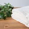 水回りをキレイに!白いタオルに変えるだけで今よりも美しくなる