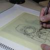 イラストに挑戦(14日目)・・・ディテールが多少描けるようになったら、全体のバランスに気づかなくなった
