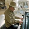 空港ピアノ