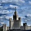 【ロシア】ユーリ聖地巡礼の旅31(スターリン様式の建物)