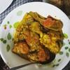 川魚とトマトのベンガルカレー レシピ覚書