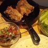 【BBQ飯】スペアリブ