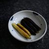 秋の最後のナス料理。小ナスの漬け物。ぜひ作ってみてください。カンタンで絶品!です。