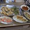 幸運な病のレシピ( 1233 )夜 :手羽先ピリ辛、天ぷら(タケノコ、コシアブラ)、餃子、汁(新玉ねぎ)、「後片付けを科学する」油の廃棄