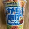 【 サンヨー食品  からあげラーメン  ジンジャーしお 】