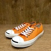 CONVERSE JACK PURCELL WASHEDCANVAS 履いてみました!