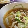 白菜麺と梅しそジャコご飯 ノンストップレシピ 2017/2/27