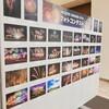 モエレ沼芸術花火フォトコンテストの掲示を見て来た。みんなで同じものを撮るっておもしろい。