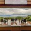全室から松本の街並みと北アルプスが一望できる絶景宿、「翔峰」宿泊記