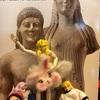 古代ギリシャ展とアンパンマンミュージアム