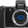 Nikon1 V2発売