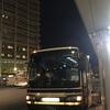 高速バス乗車記録 あすなろ号盛岡→青森