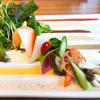 【石川】こだわり野菜のサラダがインパクト抜群のレストラン「エリーゼ・キッチン」