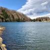中綱湖(長野県大町)