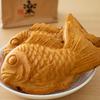 看板にある「御馳走鯛焼」は伊達じゃない美味しさ〜鯛宝楽のたい焼き