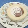 なめらかクリーム!ローソン×八天堂「かすたーどチョコロール」の口コミとカロリーです♪