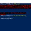 Windows Server で共有フォルダー上の ps1 ファイルを実行できなかった話