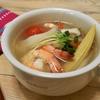 簡単!!トムヤムクン風スープの作り方/レシピ