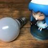 赤外線センサー式の電球は最高だ