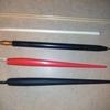 スクラッチペン5種類を比較してみた