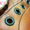 REDWING COLUMN NO.65 レッドウィング ハトメ周りの緑青
