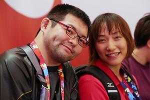 【パラリンピック②】夫婦そろって金メダルを!夫婦タッグで臨む東京2020~柔道・廣瀬悠・順子