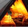 温泉地でキャンプを楽しんだあとは、温泉で汗を流してゆったりと!