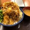 実りの秋『国産秋天丼』牡蠣の天ぷら超うめぇっす!!やっぱり天丼てんやは美味いねぇ。
