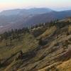 草津白根山。10月下旬。
