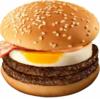【マック】数量限定!肉が二枚!月食バーガー発売!