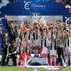 女子チーム:コッパ・イタリアも制し、2018/19 シーズンは国内2冠で終える