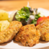 香り華やか、白身魚の香草パン粉焼き|レシピ・作り方