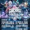 AAA年始の一大イベントGUERRA DE TITANES2017の全カードが発表